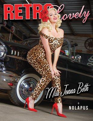 Retro Lovely No.88 – Miss Jenna Beth Cover