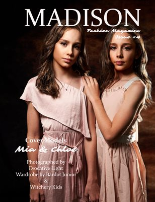 Madison Fashion Magazine ISSUE 4