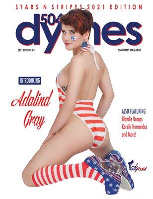 504Dymes Magazine Stars And Stripes 2021 Vol. 3