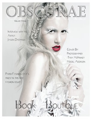 Obscurae Magazine Volume 5 Issue 1