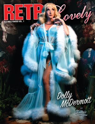 Old Hollywood Volume No.1 – Dolly McDermott Cover