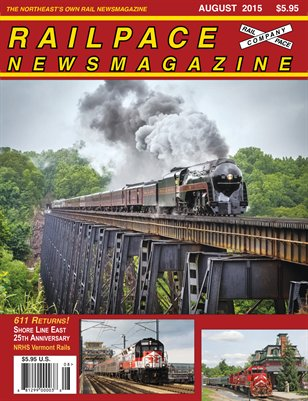 August 2015 Railpace Newsmagazine - MC