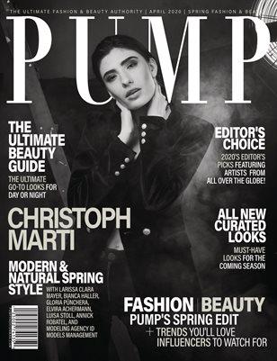 PUMP Magazine - The Art of Fashion - Vol.4 - April 2020