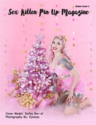 Sex Kitten Pin Up Magazine December 2018 issue