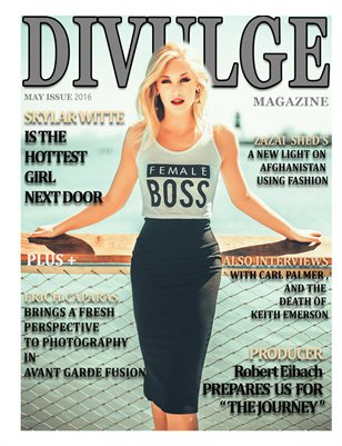 DiVulge Magazine May Issue vol 16