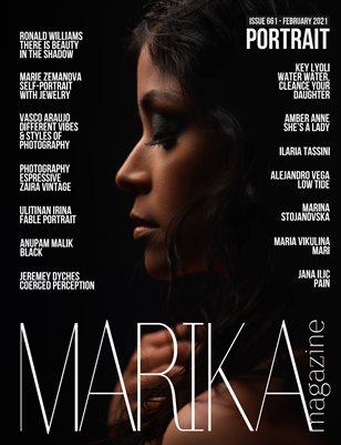 MARIKA MAGAZINE PORTRAIT (ISSUE 661 - February)
