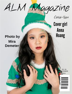 "ALM Child-Teen Magazine, Issue 96, ""Holiday Lookbook"", December 2018"
