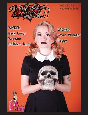 WICKED Women Magazine-WICKED 20: November 2015