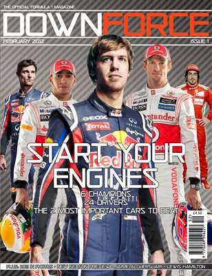 Downforce Magazine