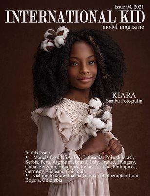 International Kid Model Magazine Issue #94