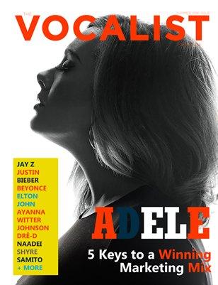 The Vocalist Magazine SUMMER 2016 ISSUE