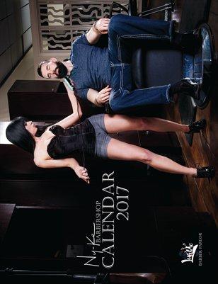 Barbershop Calendar 2017
