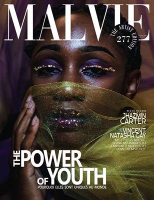 MALVIE Magazine The Artist Edition Vol 277 August 2021