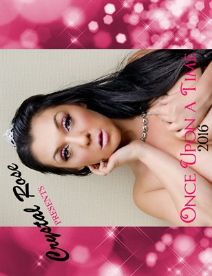 "Crystal Rose ""Once Upon a Time"" 2016 Calendar"