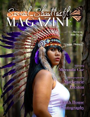 Issue No. 19 - Open Theme - Social Shutterfli Magazine