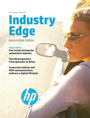 HP Industry Edge: Automotive edition
