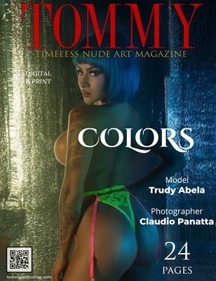Trudy Abela - Colors