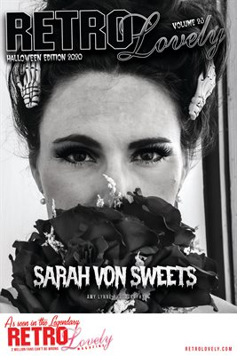 Sarah Von Sweets Cover Poster