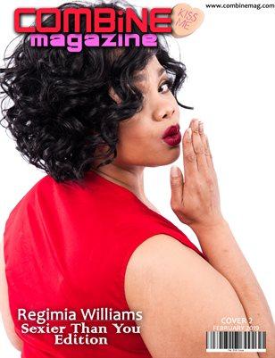 February 2019 Regimia Cover
