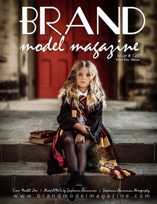Brand Model Magazine  Issue # 127 - Halloween