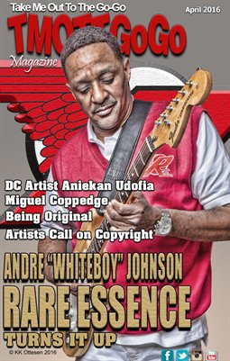 "TMOTTGoGo Magazine - Andre ""Whiteboy"" Johnson - April 2016"