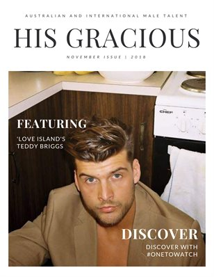 His Gracious issue 1