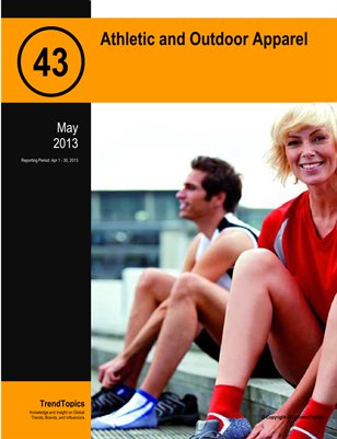 TrendSignal™ Report: Athletic & Outdoor Apparel Brands (May 2013)