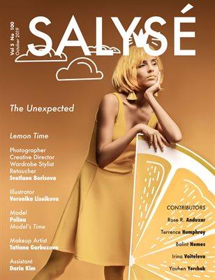 SALYSÉ Magazine | Vol 5 No 99 | OCTOBER 2019 |