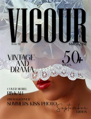 Vigour Magazine September Issue 02