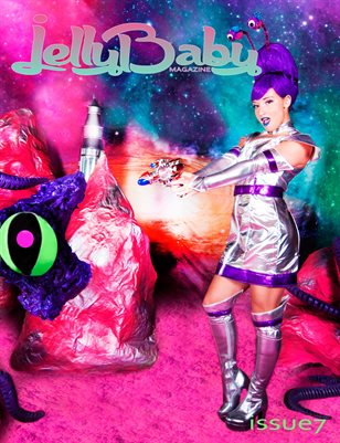 JellyBaby Issue 7 Cover 1