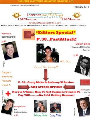 february + 2012 IMMagazine FINAL