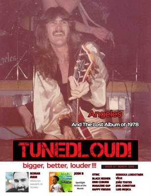TunedLoud Magazine March 2020