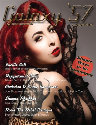 Galaxy '57 Magazine Issue 3 Jan/Feb 2015