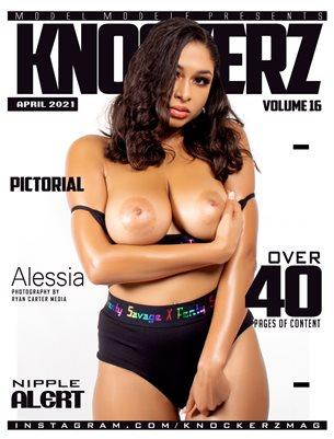 Knockerz #16 (Alessia)