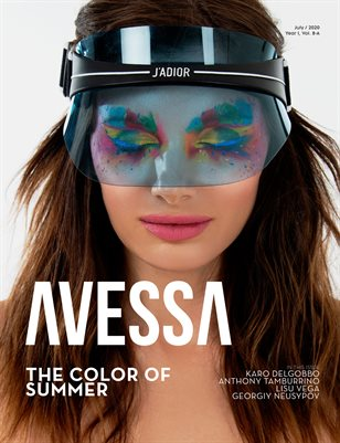 AVESSA Magazine - The Color of Summer | July 2020 - Year I - Vol 8-A