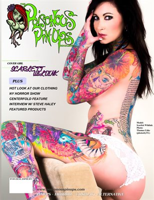 Poisonous Pinups Magazine Issue2