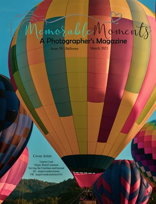 Issue 50 : Balloons