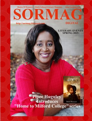SORMAG DIGITAL SPRING 2015 - Literary Events