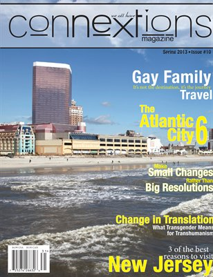 Connextions Magazine Issue 10: New Jersey