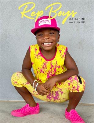 Rep Boys Magazine - Issue 3