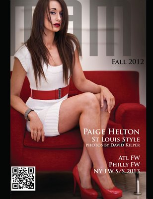 MAMi Magazine Paige Helton Issue