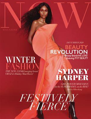 December Issue Sydney Harper
