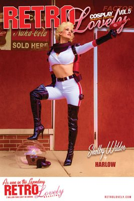 COSPLAY Special Edition VOL.5 Shelby Wilder Cover Poster