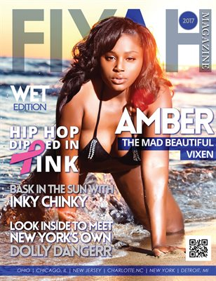 FIYAH Magazine WET Edition