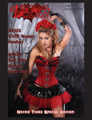 WICKED Women Magazine- Gothic Times Special Edition: July 2015
