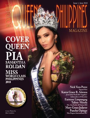 World Class Queens of Philippines Magazines