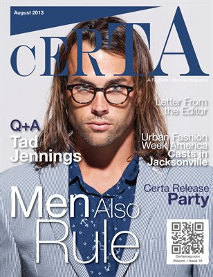 Certa Magazine August