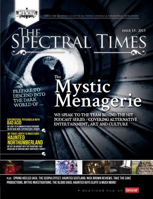 The Spectral Times : Issue 15