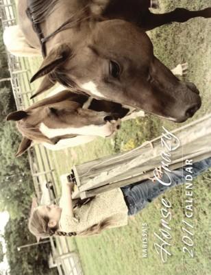 Karissa's Horse Crazy 2011 Calendar