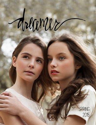 Dreamer Journal | Spring 2015